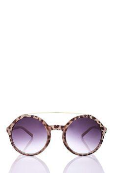 3b7d8e7d67bcf Tan Leopard Sunglasses