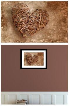 #fineartprint #photoprint #interiordesign #interiorart #wallart #walldecor #homedecorart #heart #valentine
