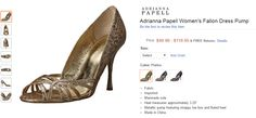 Clothing, Furniture and Accessories: Adrianna Papell Women's