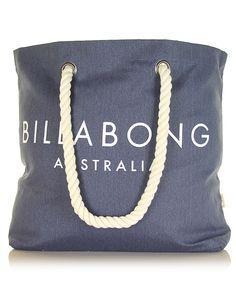 Inseption - Billabong - Womens - The Essential Beach Bag - Navy