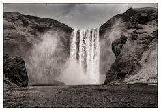 https://flic.kr/p/QF1cn7 | Iceland | One of the majestic waterfalls in Iceland