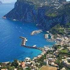 Napoli, Capri e Costiera