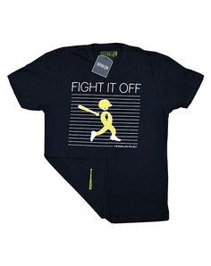 07b9b9b43e3 Baseballism Inc.Baseballism Youth Tees · Fight It Off Youth
