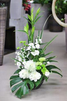 Contemporary Flower Arrangements, Tropical Flower Arrangements, Creative Flower Arrangements, Artificial Floral Arrangements, Funeral Flower Arrangements, Beautiful Flower Arrangements, Flower Centerpieces, Flower Decorations, Beautiful Flowers