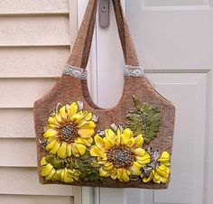 Diaper bag/ Messenger bag/Canvas tote/shoulder by beautifullbags