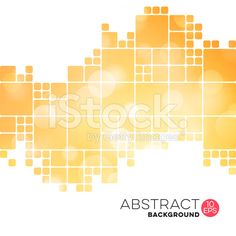 Abstract Geometric Defocused Background royalty-free stock vector art