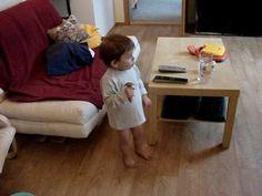 Náš malý zpěvák :)