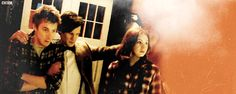 """erychan:   Okay, we're back in normal flight. The TARDIS is no longer inside itself. The localised time field is no longer about to implode and rip a hole in all causality but just in case, Pond, put some trousers on.  Doctor Who 