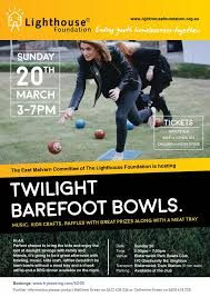 Barefoot Bowls is growing fast in Australia.
