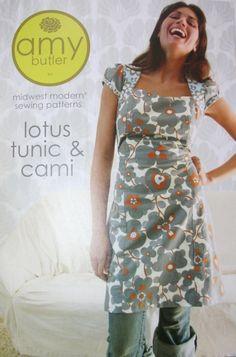 Amy Butler Lotus Tunic Pattern