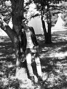 Balmain Spring-summer 2013 Men-Rrockstar Style ~ Men Chic- Men's Fashion and Lifestyle Online Magazine