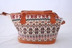 I just purchased this bag and I'm obsessed!!!!! Medium Bag: Pira – Humble Hilo | Creating a Common Thread