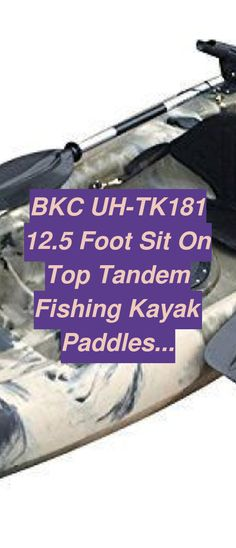 You'll find many differing types of inflatable kayaks around the market that are suited for all different types of water. A few will hold more importa... Tandem Fishing Kayak, Inflatable Fishing Kayak, Inflatable Boat, Kayaking Tips, Whitewater Kayaking, Kayak Storage, Pool Toys, Kayaks, Fun Workouts