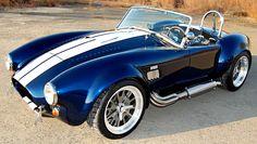 Classic Car News Pics And Videos From Around The World Ford Shelby Cobra, Ac Cobra, Corvette, Carros Audi, Cobra Replica, Good Looking Cars, Cobra Commander, British Sports Cars, Sweet Cars