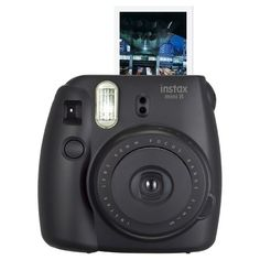 FujiFilm Instax Mini 8 Camera - Black (16273403) : Target