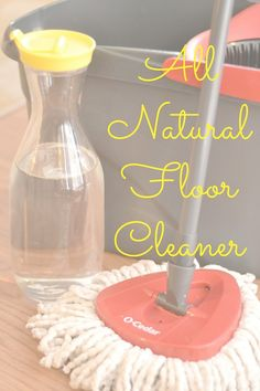 Natural-Floor-Cleaner