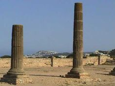 Empuries Ruins. Video (music only) By Jordi Picó. Catalonia.