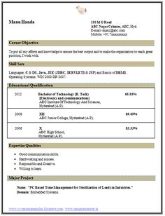 28 Best Engineering Resume Images Engineering Resume Resume Tips