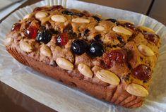 Famous Faces' Favourite Fancies - Genoa cake