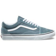 da4dd6c41 VANS Goblin Blue True White Old Skool Canvas Shoe Calzado Hombre