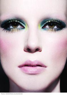 Superb makeup