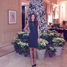 Christmas dinner at the 🎄 Dinner, Lifestyle, Formal Dresses, Christmas, Fashion, Dining, Yule, Xmas, Moda