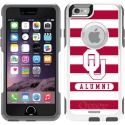 Oklahoma Alumni 2 on OtterBox Commuter Series Case for iPhone 6