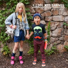 Cool Kid clothing Brands