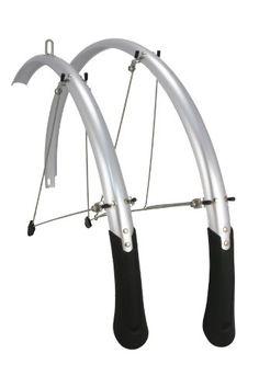 Bike Fenders - Planet Bike 7058 Cascadia Fender Set Road 35mm wide >>> Click image for more details.