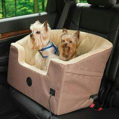 Nouveaux sièges d'autos pour chiens