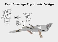 Believer 1960mm Wingspan EPO Portable Aerial Survey Aircraft RC Airplane KIT Rc Airplane Kits, Believe, Aircraft, Toys, Aviation, Plane, Toy, Airplane, Games