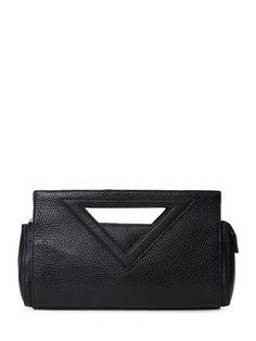 Leather Cut Out Clutch by Christopher Kon at Gilt