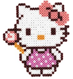 Hello Kitty Hama beads - 7942 HAMA