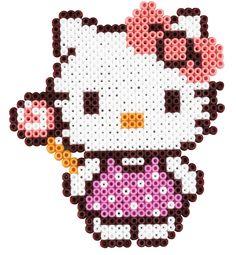 Hello Kitty Hama beads - 7942 HAMA
