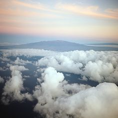 SINZIANA VELICESCU Hawaii, Clouds, Outdoor, Outdoors, Outdoor Games, Hawaiian Islands, The Great Outdoors, Cloud