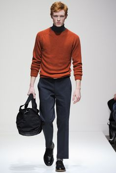 Margaret Howell Fall 2015 Menswear