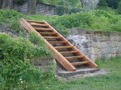 schody v záhrade - Google Search