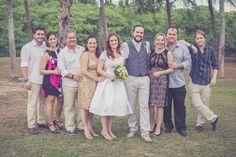 Casamento Intimista (mini wedding) - Família