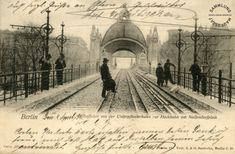 1902 Hochbahnhof Nollendorfplatz