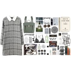 Spring by clavillemin on Polyvore featuring mode, Kiki de Montparnasse, 3.1 Phillip Lim, Chanel, adidas, Dorothy Perkins, NARS Cosmetics, Christian Dior, philosophy and Palecek