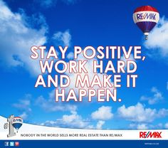 Stay positive, work hard and make it happen. #wisewords #wednesday