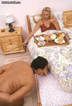 Femdom bed and breakfast