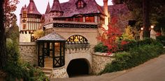 A man's hotel is his castle. The baroque towers and timeless, romantic architecture of the Thorngrove Manor Hotel in Adelaide Australia Hotels, South Australia, Visit Australia, Western Australia, Australia Travel, Beautiful Hotels, Beautiful Places, Amazing Hotels, Simply Beautiful