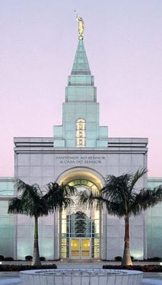 27 Best LDS Temples - South America images in 2018 | Lds