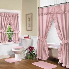 Revolutionary Way to Shop Bay Window Curtains Easily  -bay window curtain ideas, bay window curtain pole, bay window curtain rod, bay window kitchen curtains, bay window treatments, captivating Bathroom ideas.  http://eehz.com/revolutionary-way-shop-bay-window-curtains-easily/