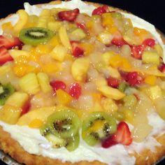 Fruit Pizza Recipe 2   Just A Pinch Recipes