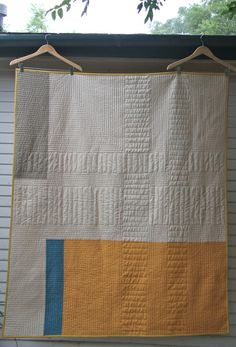 Straight-line Quilting Tips and Tricks | The Modern Quilt Guild