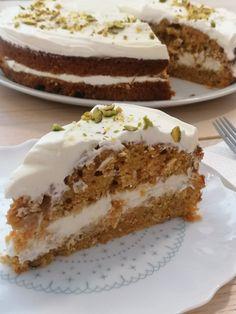 Répatorta bármikor – Mai Móni Vanilla Cake, Tiramisu, Deserts, Muffin, Dinner Recipes, Good Food, Paleo, Food And Drink, Sweets