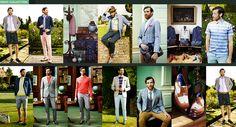 Ted Baker Men's SS13 - http://itsallstyletome.com/2013/02/20/ted-baker-springsummer-2013/