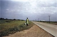 Untitled, Near Minter City and Glendora by William Eggleston